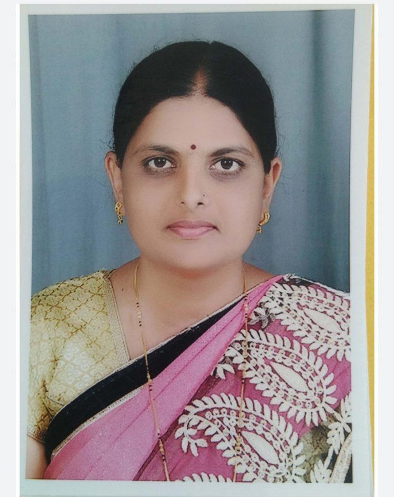 Dr Manjusha Rupchand Meshram